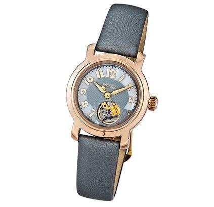 f42c3023026f 🚀Женские золотые часы Platinor Оливия 6 купить в Москве по ...