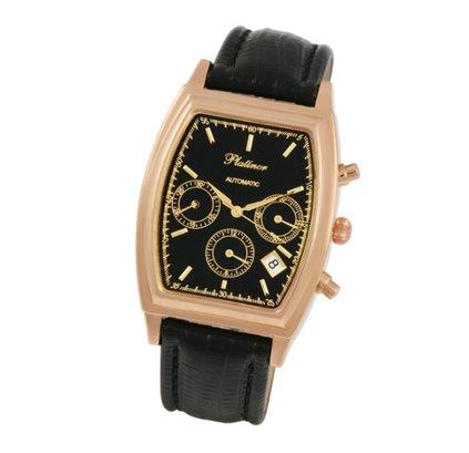 f769209107de 🚀Мужские золотые часы Platinor Штурман купить в Москве по доступной ...