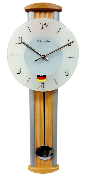 Часы настенные Янтарь ОЧЗ с маятником на ходу СССР